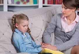 تكلم مع طفلك لتتفهم مشاعره